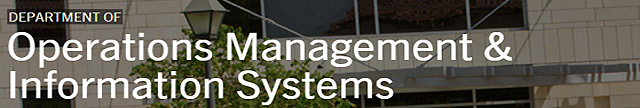 Operations Management & Information Systems