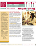 Engineering News, Winter 2012