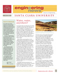 Engineering News, Fall 2014 by School of Engineering