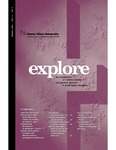 explore, Spring 2003, Vol. 6, no. 2: Vocation