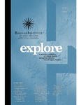 explore, Winter 2001, Vol. 4, no. 2: The impact of women on Jesuit higher education