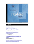 explore, Winter 1999: Psychology and religion
