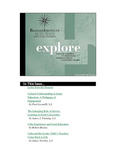 explore, Spring 1999: Faith and culture