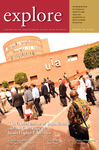 explore, Fall 2011, Vol. 15, no. 1: The Globalization of Superficiality and the Challenge of Jesuit Higher Education by Ignatian Center for Jesuit Education