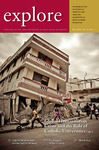 explore, Fall 2010, Vol. 14, no. 1: Global humanitarian crises and the role of Catholic universities