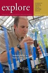 Explore, Spring 2009, Vol. 12, no. 2: Sustainability at Santa Clara University