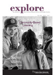 explore, Fall 2004, Vol. 8, no. 1: Community-based learning