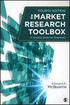 The Market Research Toolbox: A Concise Guide for Beginners (4th edition) by Edward F. McQuarrie