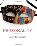 Personality by Jerry Burger