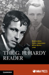 The G. H. Hardy Reader by Donald J. Albers, Gerald L. Alexanderson, and William Dunham