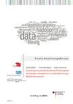 Innovationspotenzialanalyse für die neuen Technologien für das Verwalten und Analysieren von großen Datenmengen (Big Data Management) by Michael Schermann, Volker Markl, Thomas Hoeren, and Helmut Krcmar