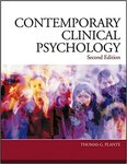 Contemporary Clinical Psychology, Second Edition by Thomas G. Plante PhD, ABPP