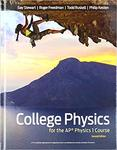 College Physics for the AP Physics 1 Course (2nd Edition) by Gay Stewart, Roger Freedman, Todd Ruckell, and Philip R. Kesten