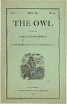 The Owl, vol. 1, no. 4
