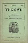 The Owl, vol. 1, no. 4