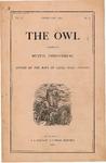 The Owl, vol. 2, no. 5
