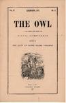 The Owl, vol. 4, no. 3