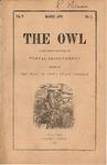 The Owl, vol. 5, no. 1
