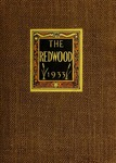 The Redwood, v.32 1932-1933