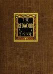 The Redwood, v.32 1932-1933