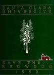 The Redwood, v.88 1991-1992