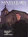Santa Clara Magazine, Volume 31 Number 3, Spring 1989