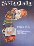 Santa Clara Magazine, Volume 34 Number 2, Winter 1992