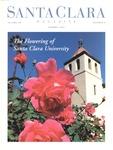 Santa Clara Magazine, Volume 38 Number 3, Summer 1996